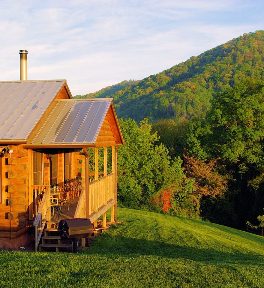 Im already there, mentally. Cabin, Rustic house, Little