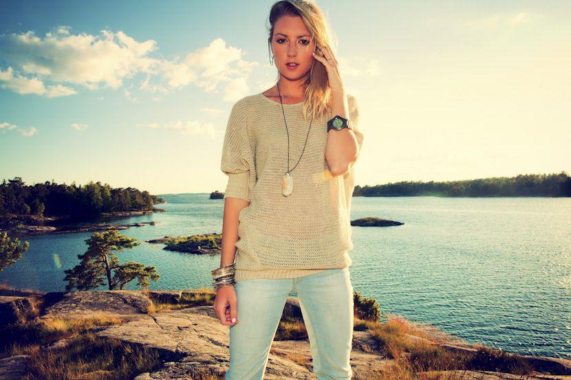 Sweden! Amanda Del Duca of Capture Fashion