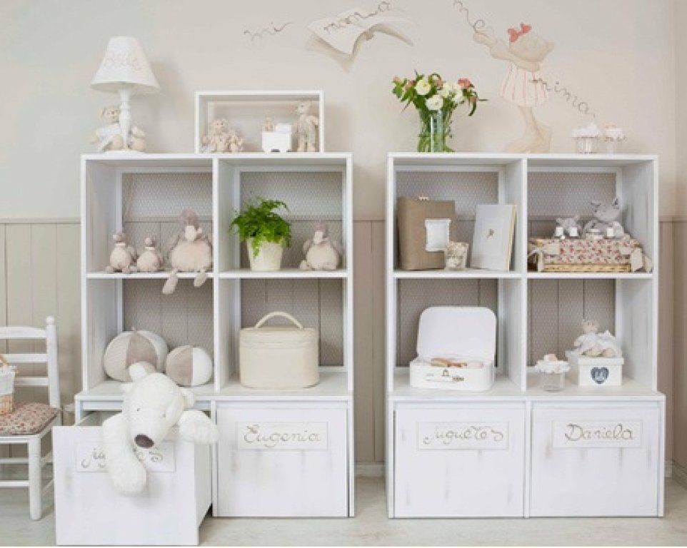 Muebles para guardar juguetes for my bubba pinterest for Muebles infantiles