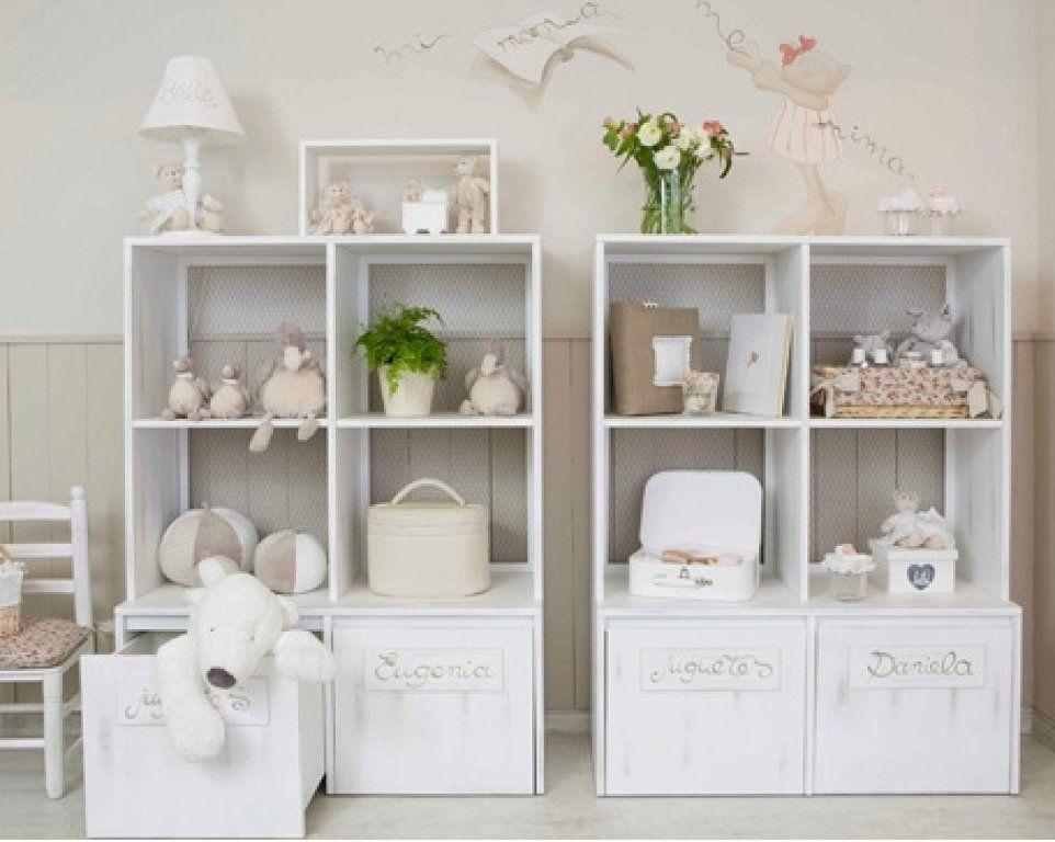 Muebles para guardar juguetes juguetes en orden - Muebles para cuarto de nina ...
