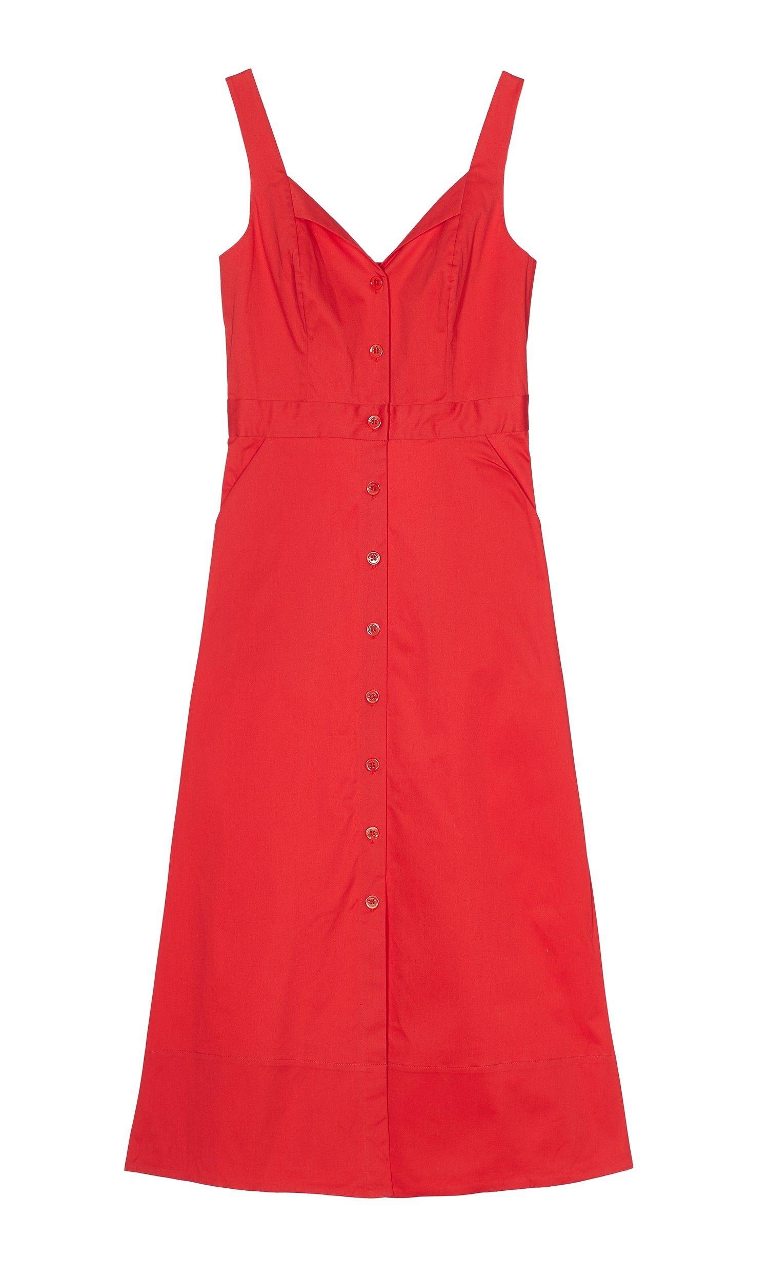 Oleisa Dress In Ecarlete Red Dresses 90s Dress Athletic Tank Tops [ 2500 x 1500 Pixel ]