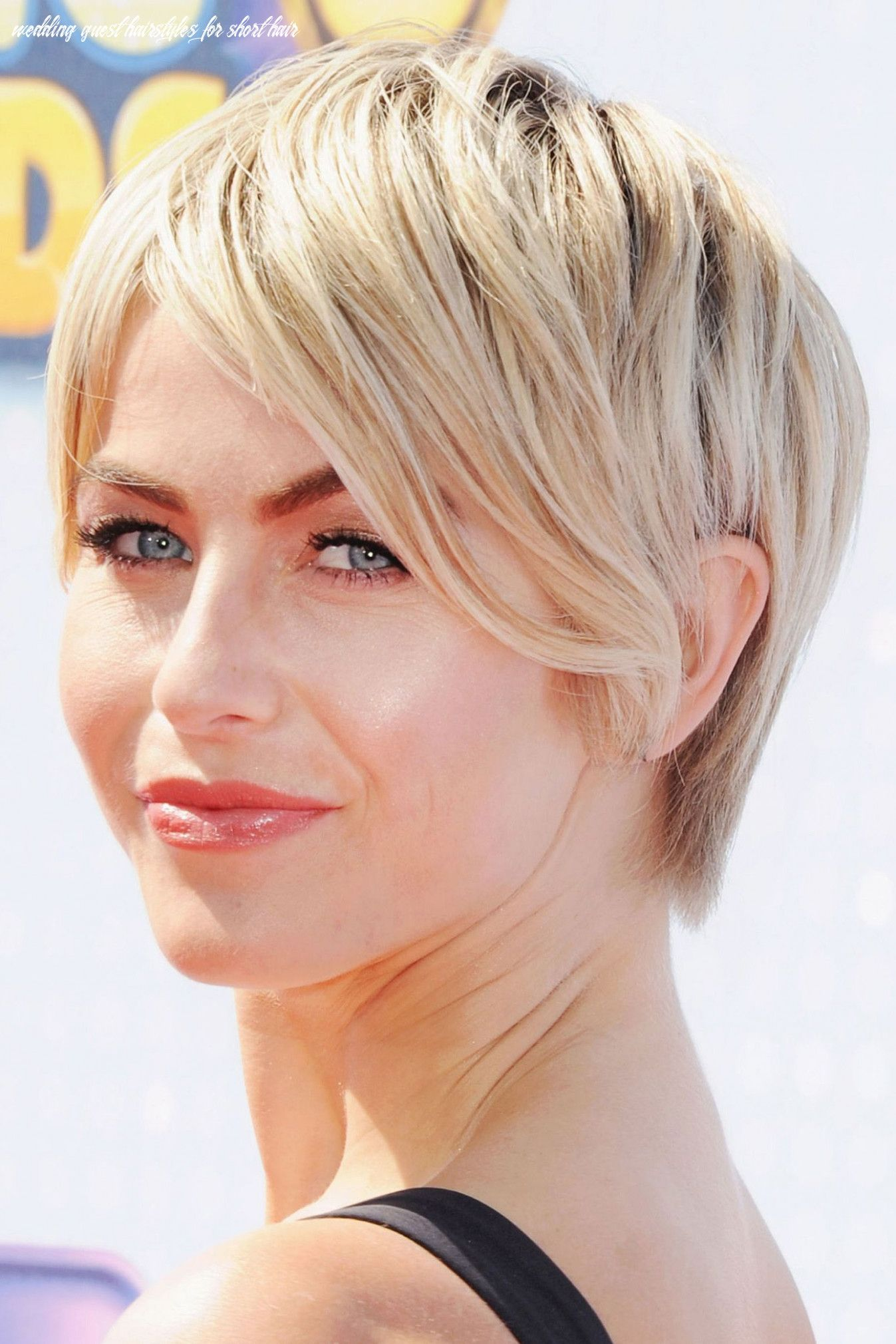 12 Wedding Guest Hairstyles For Short Hair in 2020 | Guest hair, Wedding guest hairstyles ...