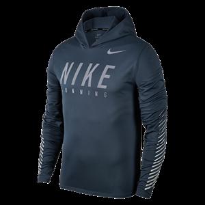 Nike 858077 M Nk Flsh Miler Hoodie Ssnl Gx Erkek Sweatshirt
