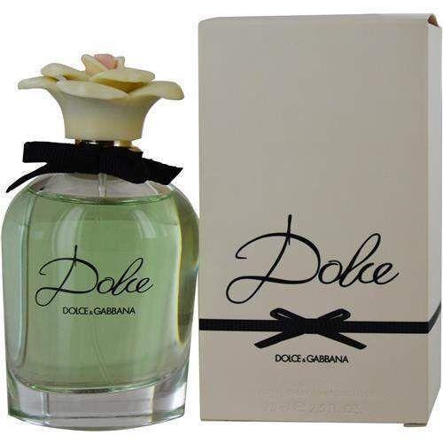 Dolce By Dolce & Gabbana Eau De Parfum Spray 2.5 Oz