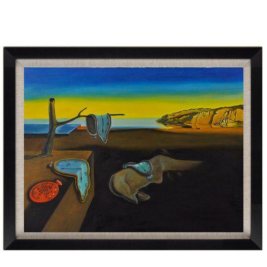 油画 油画布 欧美最受欢迎百幅名画之一 W690*H540mm