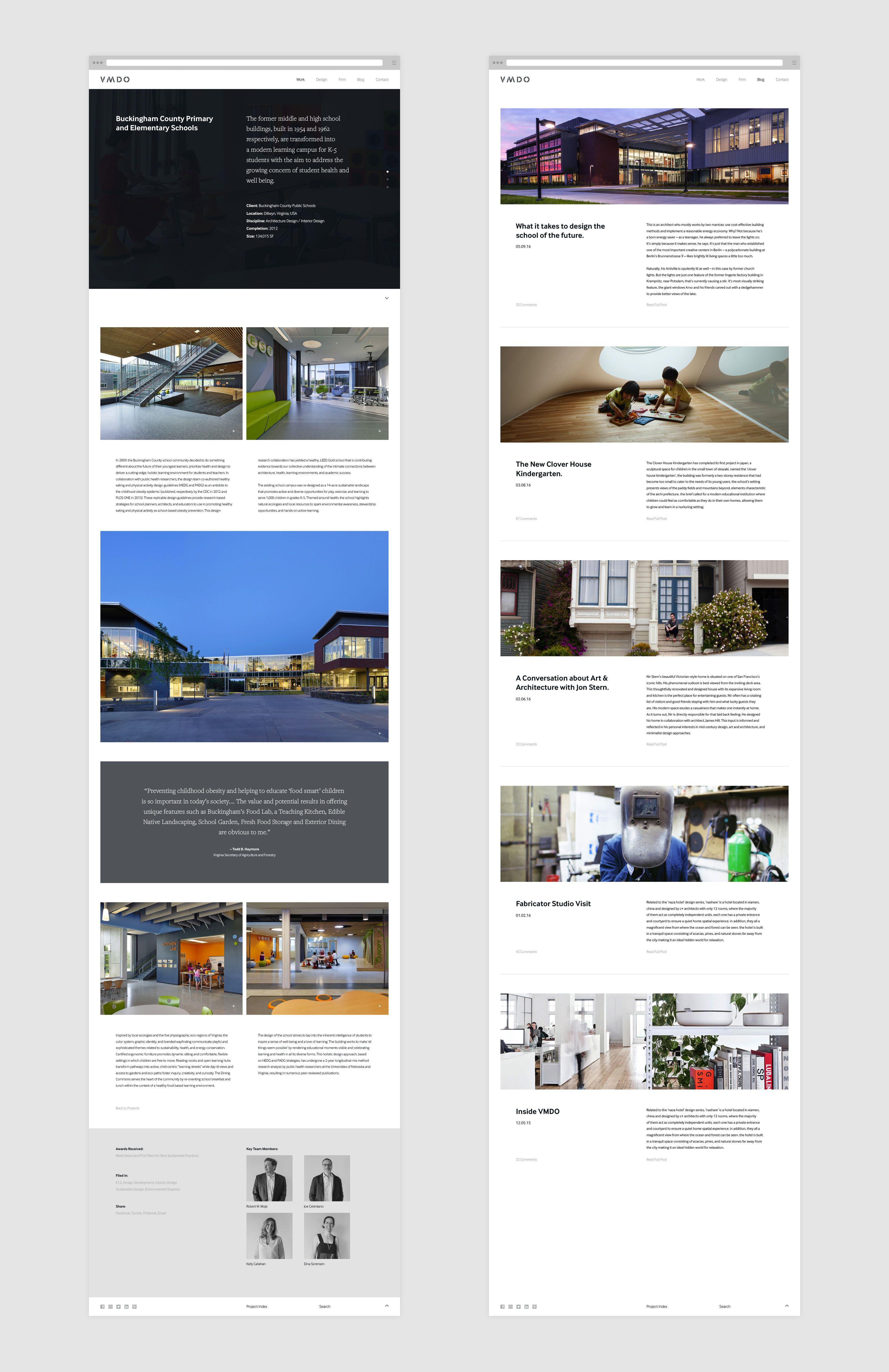 Award Winning Architecture Firm Website Design Architecture Websites Amazing Architecture Architecture Firm