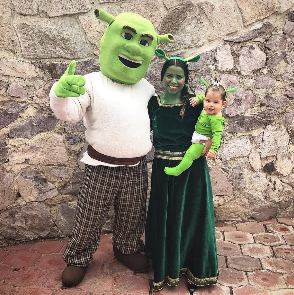 Halloween Shrek 2020 Calling All Families of 3: We Have the 41 Halloween Costume Ideas