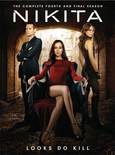 Tv Show Review Nikita Season 4 Nikita Tv Show Watch Tv Shows Tv Shows Online