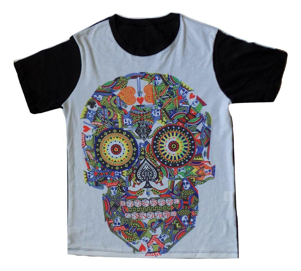 Park Art My WordPress Blog_Say When T Shirt Skull