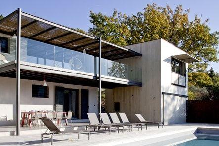 Une maison métamorphosée par une extension plans maisons - extension maison prix au m