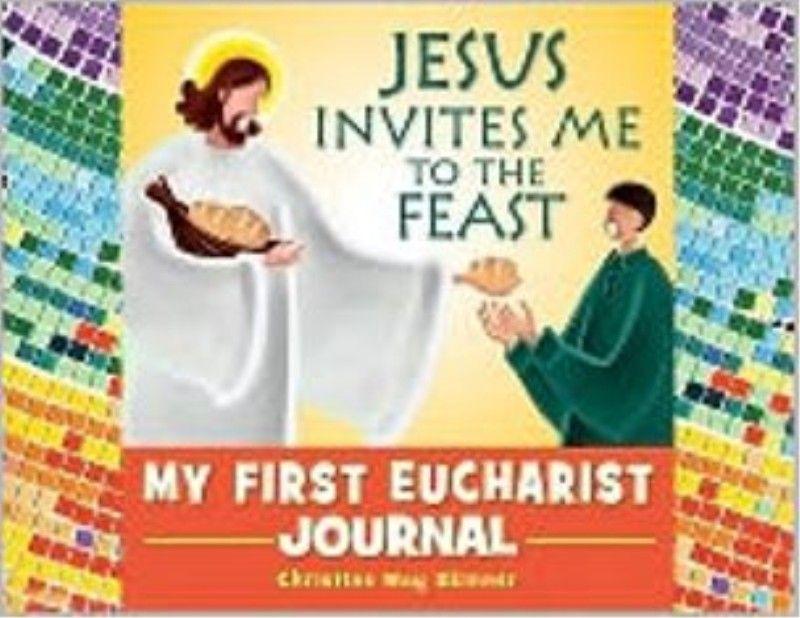 A First Eucharist journal