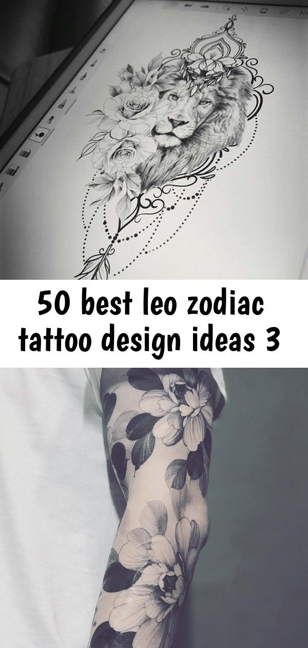 50 best leo zodiac tattoo design ideas 3 Best Leo Zodiac Tattoos K U B R I C K H O on Instagram 牡丹種植 Peony on left arms Tattoos for men The best templates and motifs...