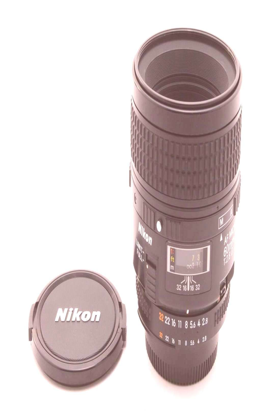 OPTICS NEAR MINT Nikon AF Micro NIKKOR 60mm f2