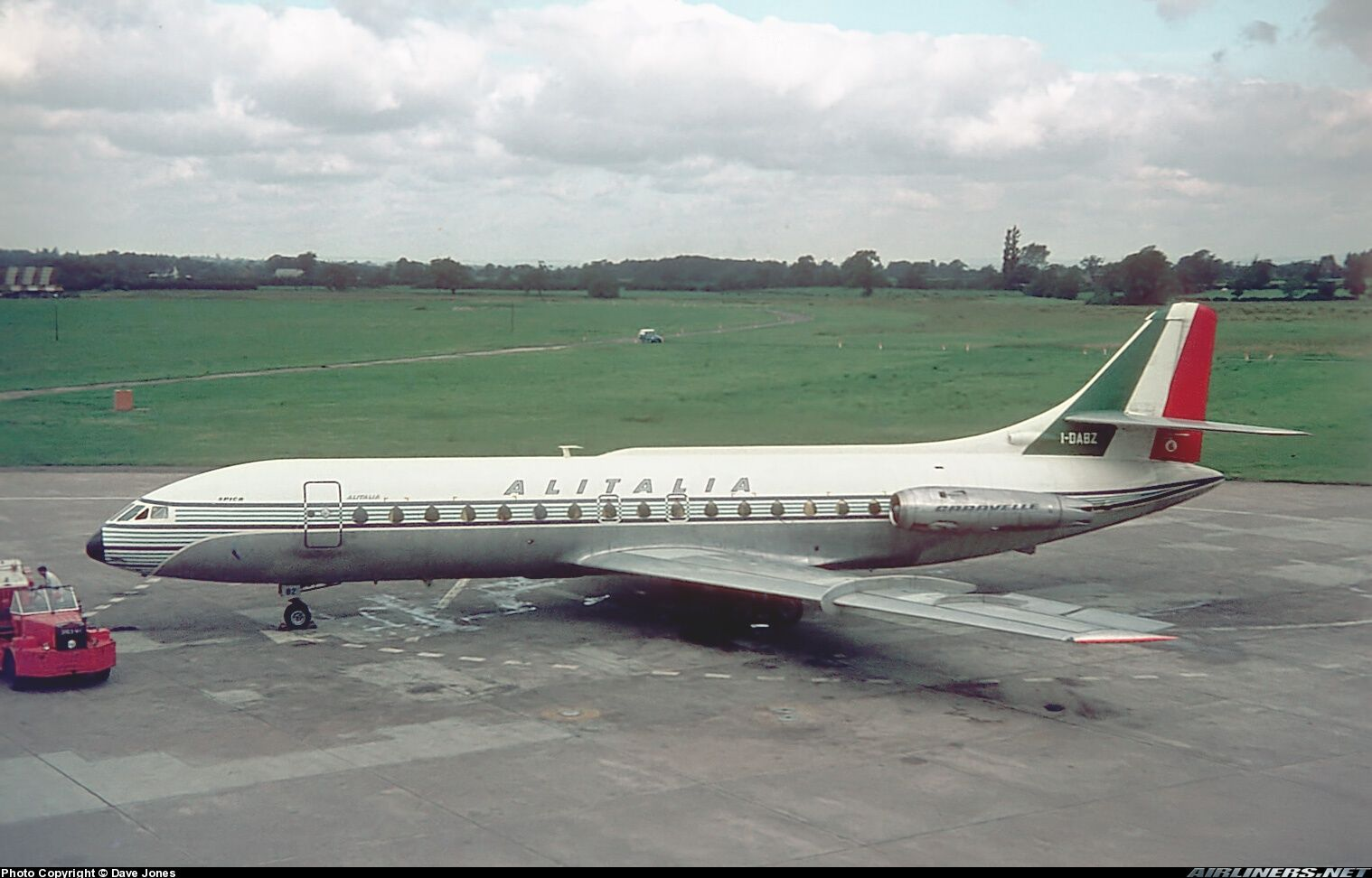 Alitalia Flugzeuge