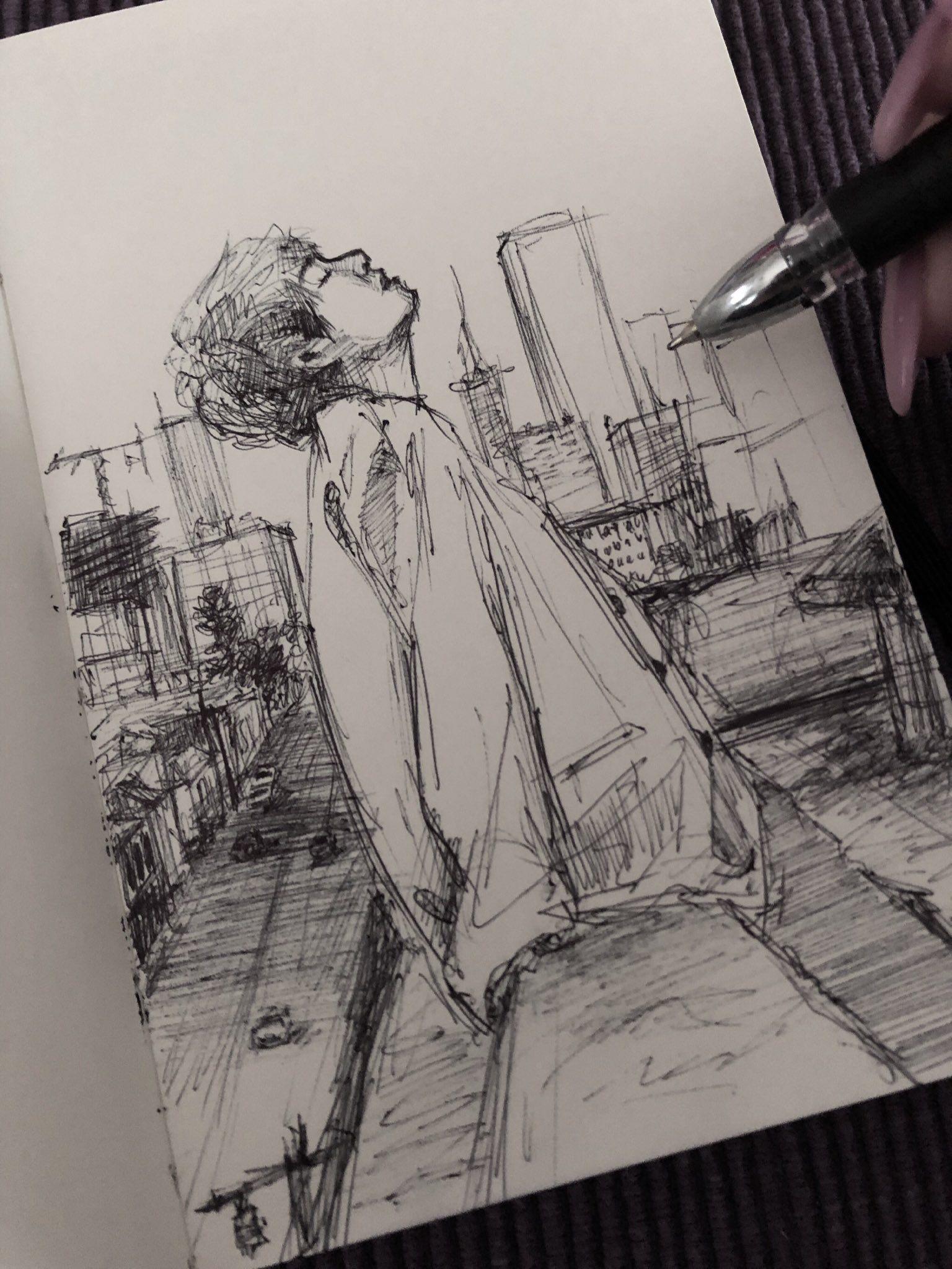 On Twitter Sketchbook Art Inspiration Fan Art Drawing Sketch Book