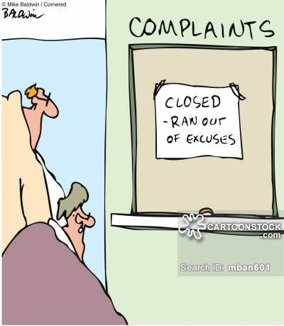 Complaint Booth Cartoon And Comic Funny Paraphrase