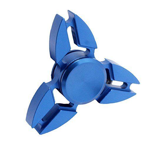 Tri Figet Hand Spinner Finger Triangle Metal EDC Torqbar Focus ADHD Autism Toys