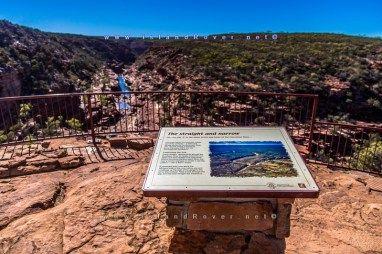 Z Bend Trail, Kalbarri National Park, Western Australia