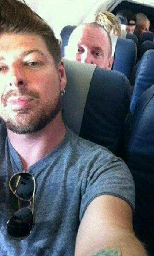 James Root And Craig Jones Unmasked Jim Pinterest Corey