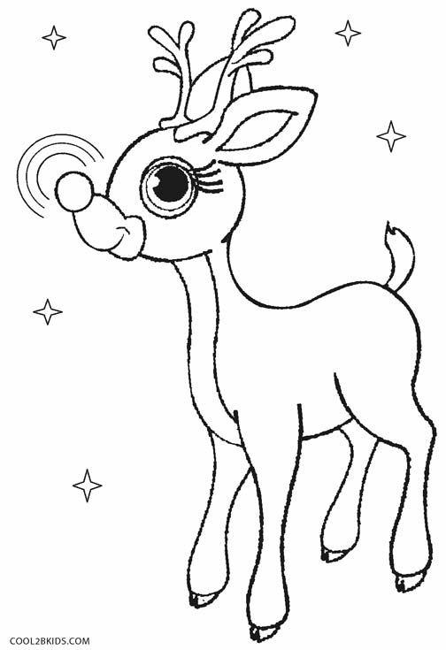 Rudolph Coloring Pages Rudolph Coloring Pages Coloring Pages For Girls Emoji Coloring Pages