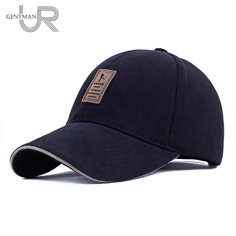 712cbb2d1b9 Hot Sale Unisex Brand Fashion Baseball Cap Sports Golf Snapback Outdoor  Simple Solid Color Hats For Men High Quality Cap
