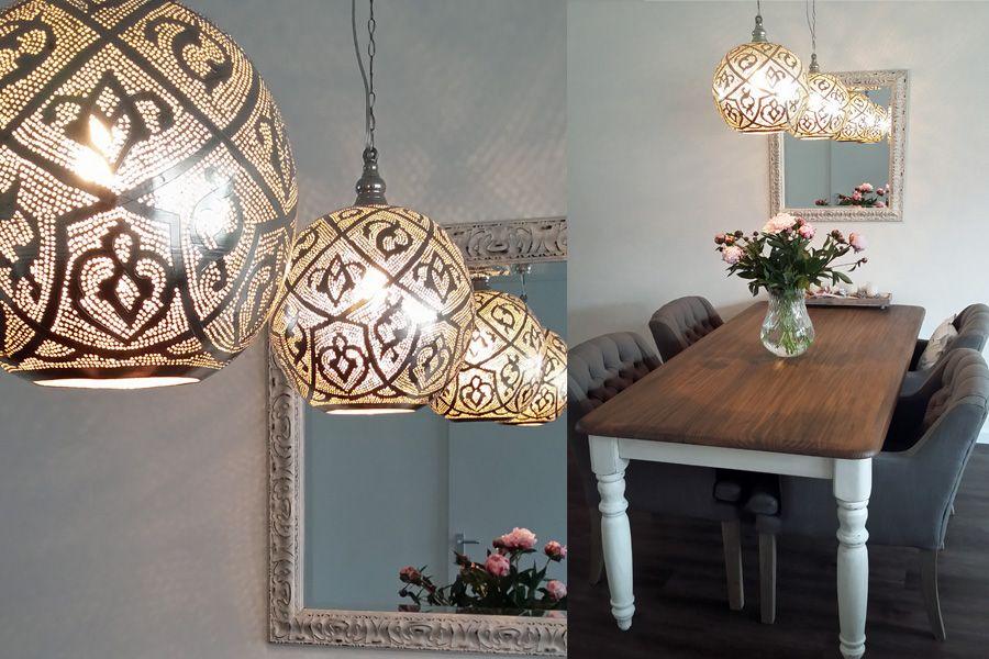 Marokkaanse Lampen Huis : Oosterse lampen isra boven eettafel lampen pinterest eettafel