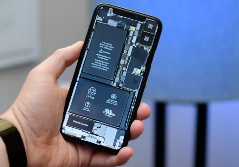 iFixit says Apple's new iPhones have a software lock to