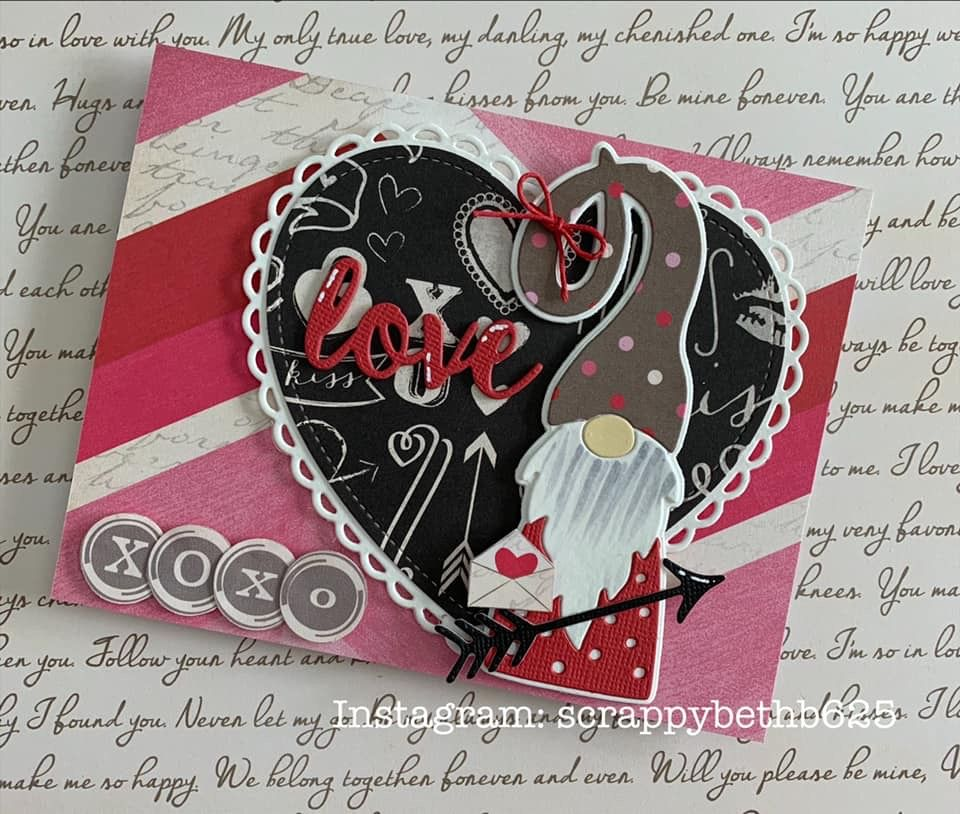 Pin by Cathy Barwick on Gnomes in 2020 Valentine love