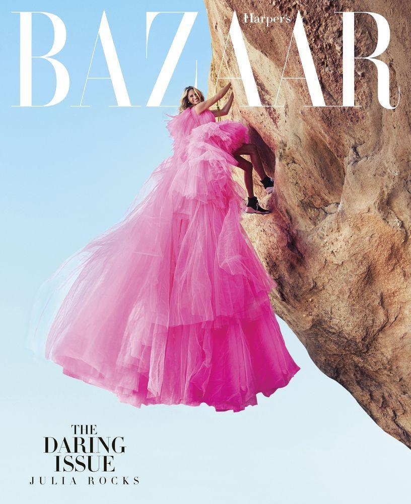 Harper s Bazaar November 2018 Julia Roberts Rocks Free   Fast SnH Best Deal  L  K  Roberts eb6a4a9999