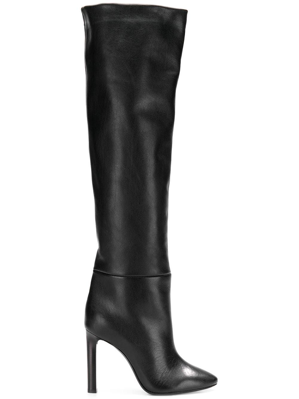 2af234043cf Saint Laurent over the knee boots - Black
