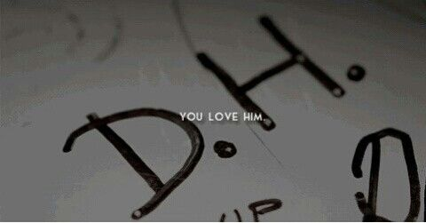 You Love Him