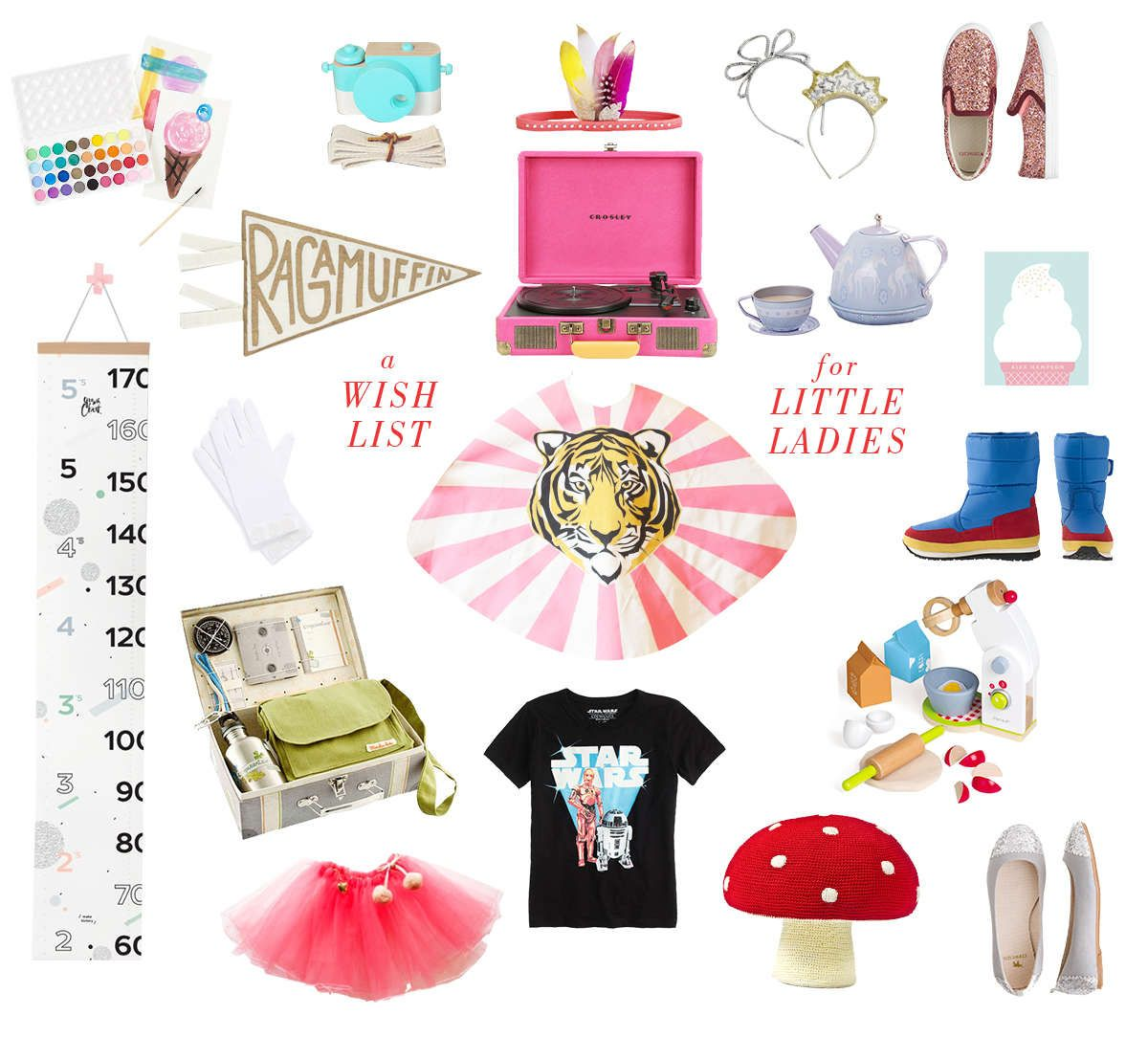 Nursery Décor For The Grown Ups: A Wish List For Little Ladies