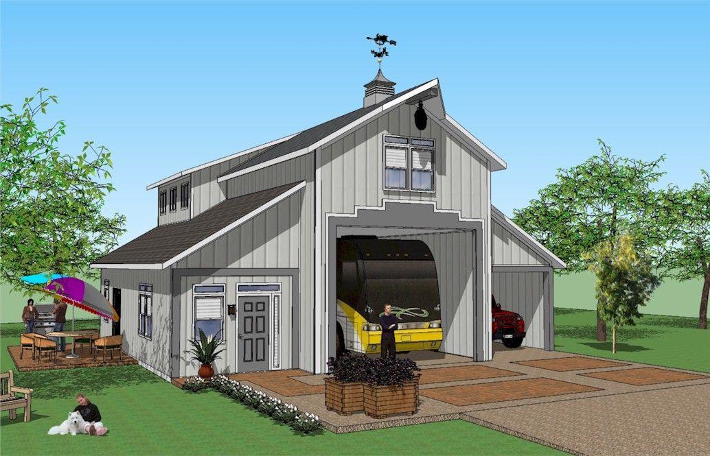 Falcon Crest Covered Bridge RV Port Home Carport designs