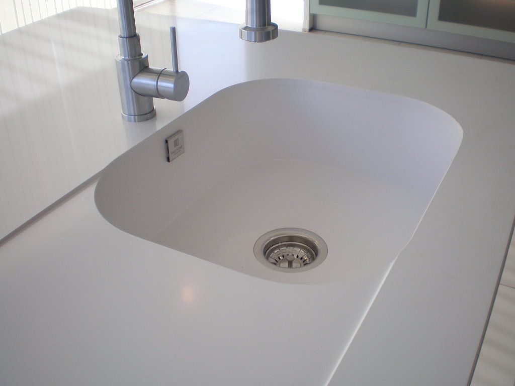 Fregadero integrity de silestone fregaderas cocina for Silestone kitchen sinks
