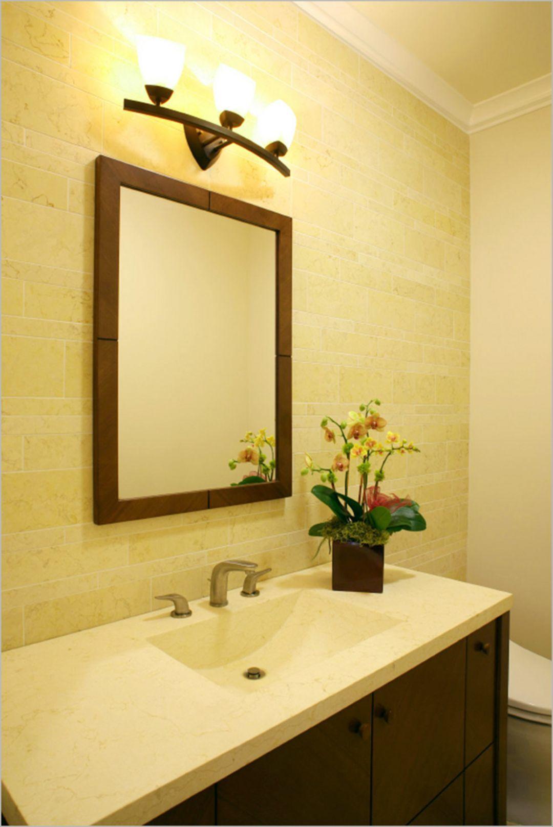 15 Gorgeous Bathroom Light Ideas You Must Know Modern Bathroom Lighting Bathroom Light Fixtures Best Bathroom Lighting