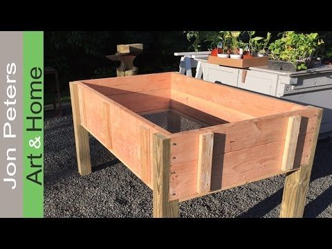 How To Build A Wheelchair Accessible Raised Garden Bed 400 x 300