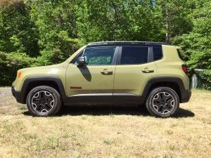 2015 Jeep Renegade Trailhawk Video Review Jeep Renegade 2015