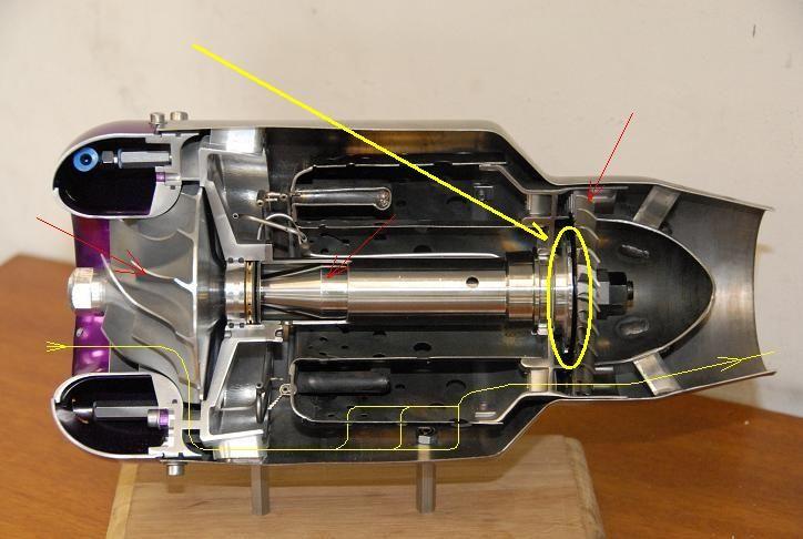 The Williams x-jet wasp schematics - Google Search | Engines