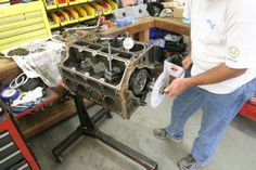 1 Ls Engine Assembly