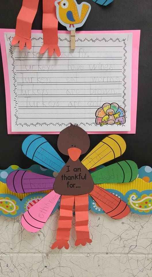 thanksgiving turkey craft for kindergarten this is a cute and easy