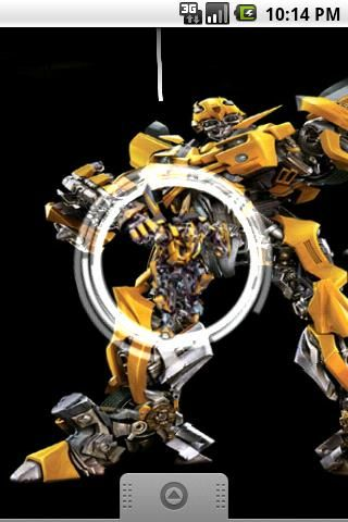 Transformers Live Wallpaper Enjoy The 3d Animated Live Wallpaper