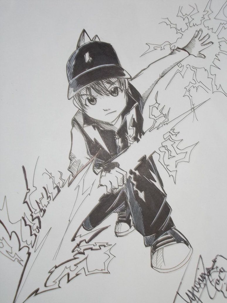 Boboiboy Halilintar by on DeviantArt