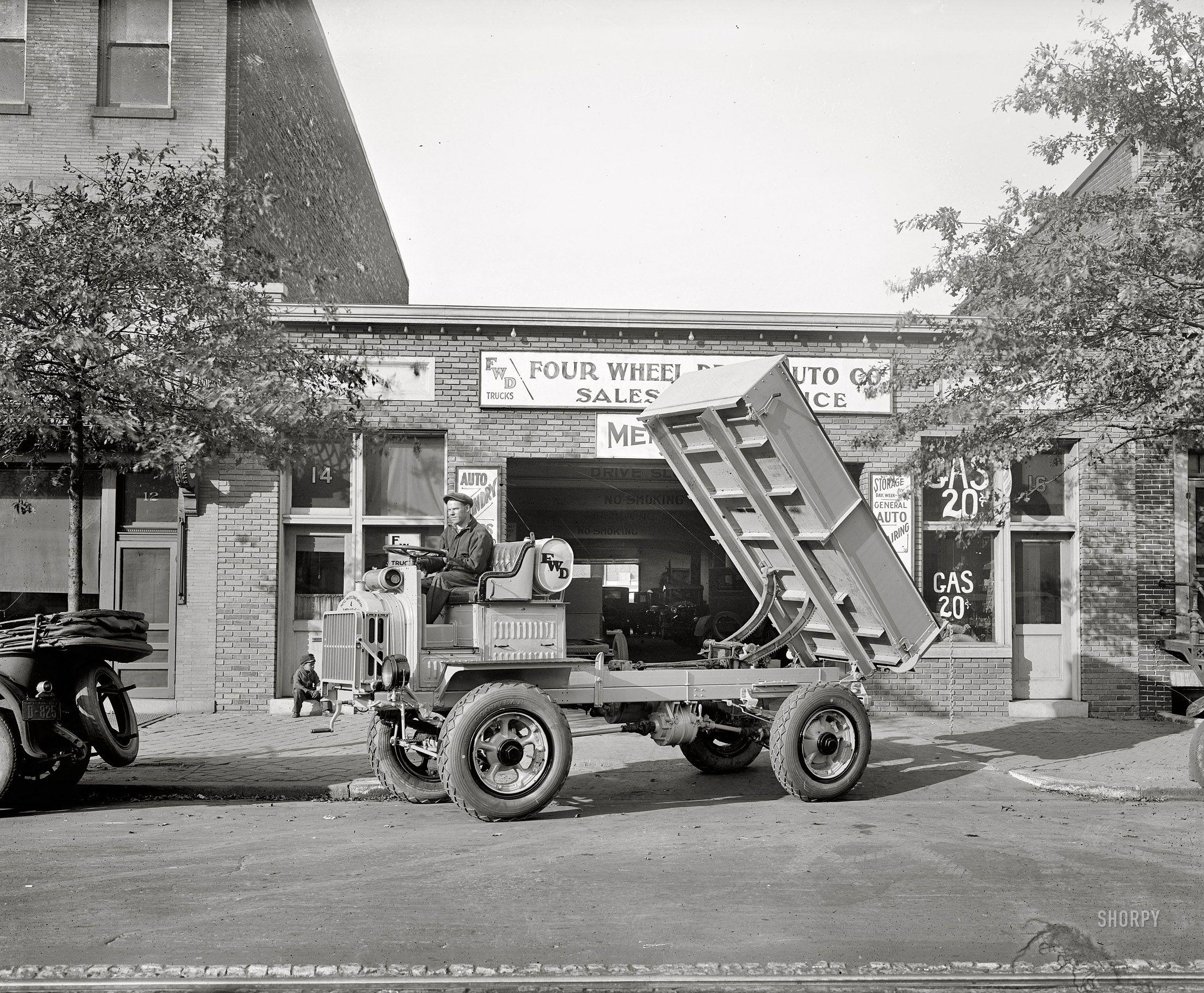 Washington, D.C., circa 1927. \