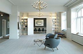 Un nuovo showroom interamente realizzato in legno