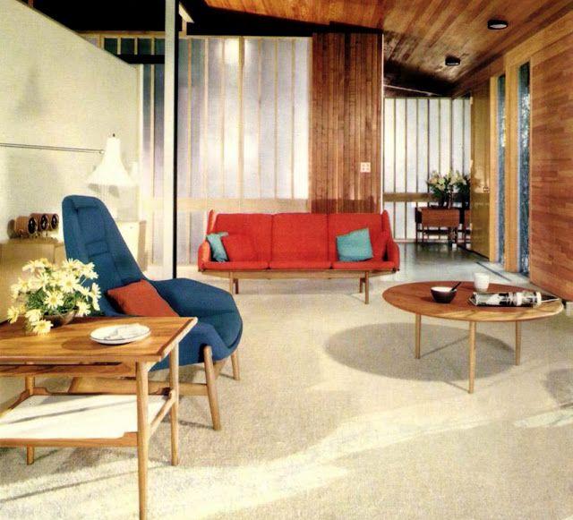 MIDCENTURIA Alcoa CareFree Homes MCM Design Pinterest Mid