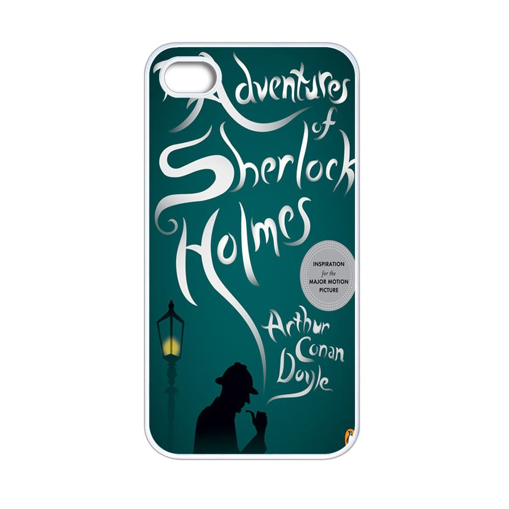 Sherlock Holmes The Adventures iPhone 4[S] Case