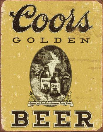 Tin Signs Posters At Allposters Com Placas De Parede Logos De Cerveja Quadro Cerveja