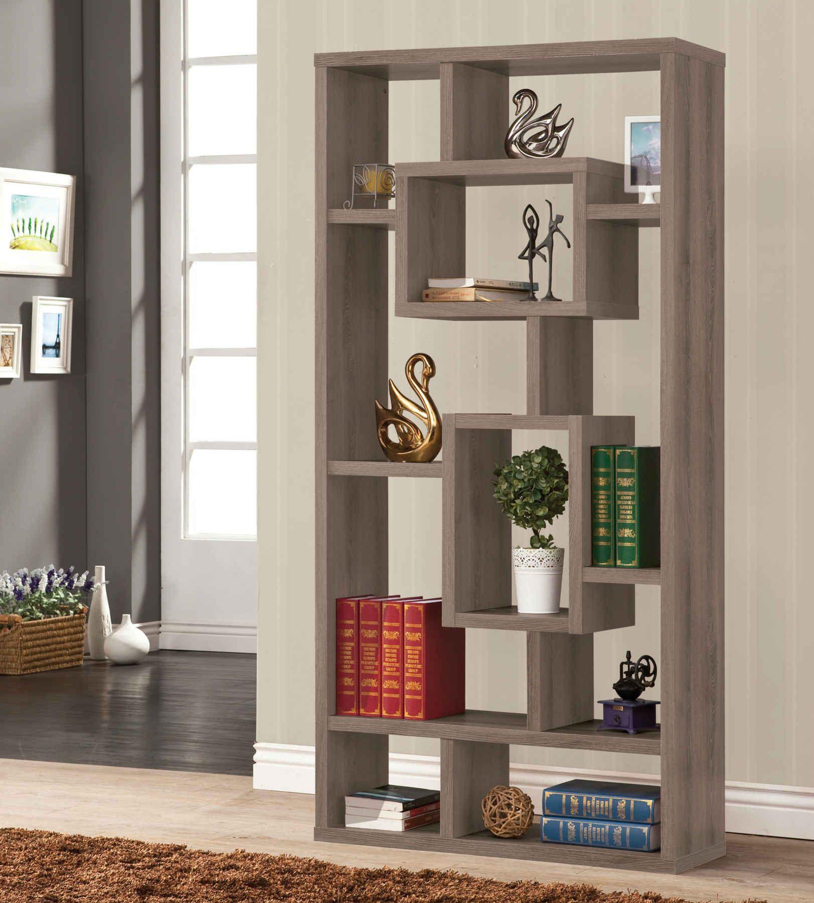Repisas Estante Separador Carpinteria Pinterest Libreros  ~ Estanteria Separadora De Ambientes
