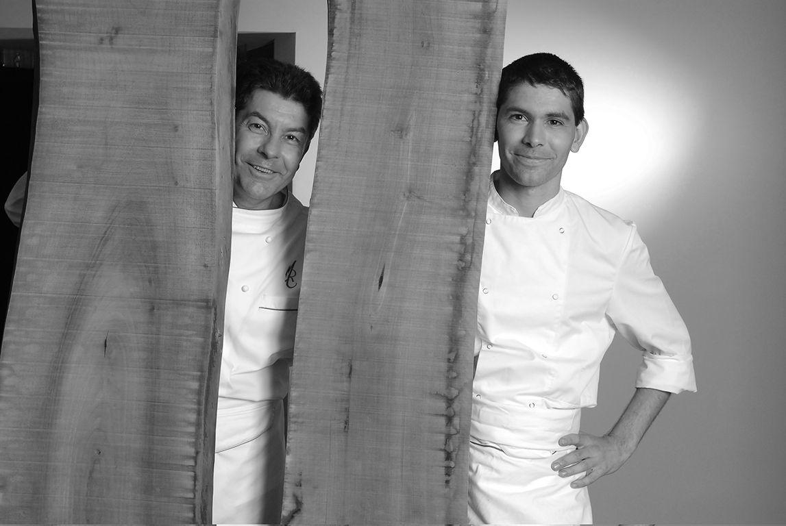 Hôtel et Restaurant Régis et Jacques Marcon - FRANCE  #relaischateaux #cook