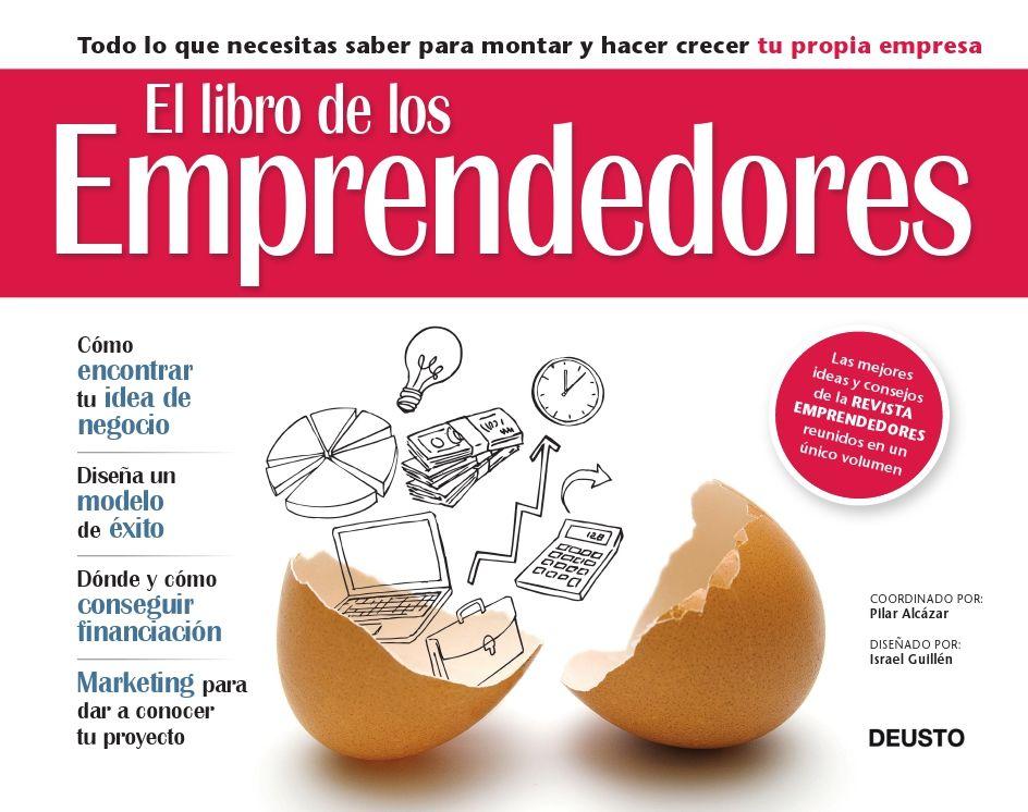 El Libro De Los Emprendedores Revista Emprendedores Emprendedor Revista Emprendedores Resumen Ejecutivo